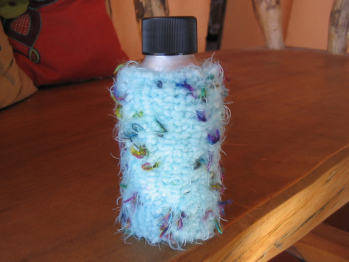 Thermic Bottle Cozy (from Sew Liberated - Formerly Montessori By Hand)