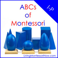 ABCs of Montessori - I-P