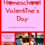 Homeschool Valentine's Day