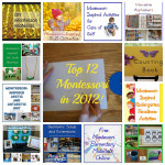 Top 12 Montessori-Inspired Posts from 2012