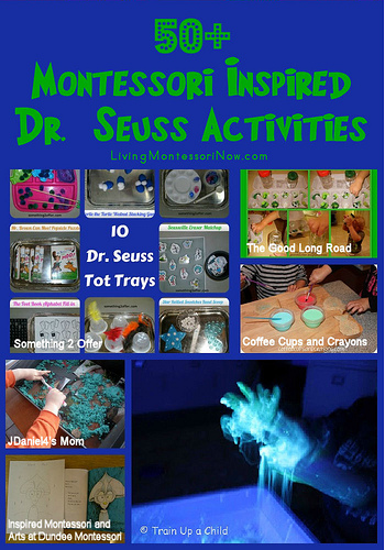 50+ Montessori-Inspired Dr. Seuss Activities