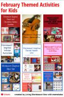 LMN - February Themed Activities for Kids