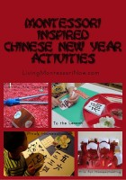 Montessori-Inspired Chinese New Year Activities