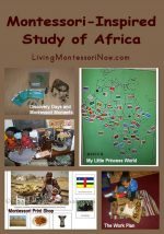 Montessori Monday – Montessori-Inspired Study of Africa
