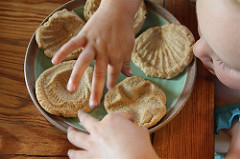 Fossil Cookies (Photo from Chasing Cheerios)