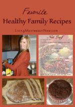 Favorite Healthy Family Recipes