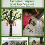 Montessori Monday – Montessori-Inspired Arbor Day Activities