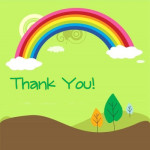 Thank You's for March 2013