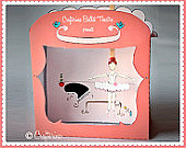 Crafterina Ballet Class Puppet Theater