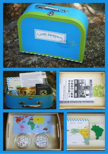 Montessori Monday – Montessori-Inspired Little Passports Global Adventure