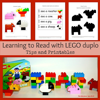 image relating to Lego Letters Printable known as No cost LEGO Printables and 70+ LEGO Understanding Actions