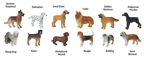 Dogs TOOB Key (Image from Safari Ltd.)