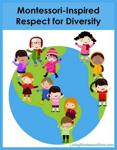 Montessori-Inspired Respect for Diversity