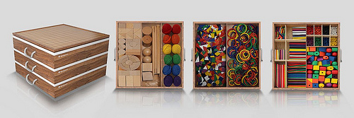 Spielgaben Educational Toys – Complete Set
