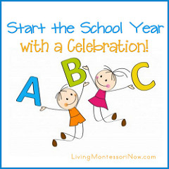 Start the School Year with a Celebration