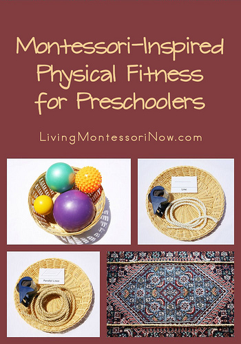 Montessori-Inspired Physical Fitness for Preschoolers
