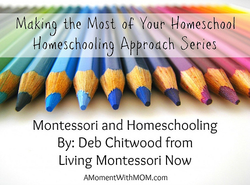 Montessori and Homeschooling