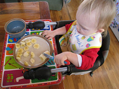 Learning to Cut a Banana (Photo from Chasing Cheerios)