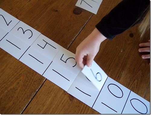 DIY Teen Boards (Photo from A Handmade Childhood)
