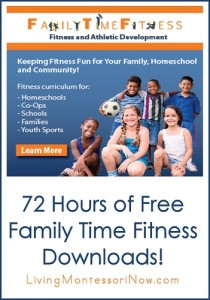 72 Hours of Free Family Time Fitness Downloads
