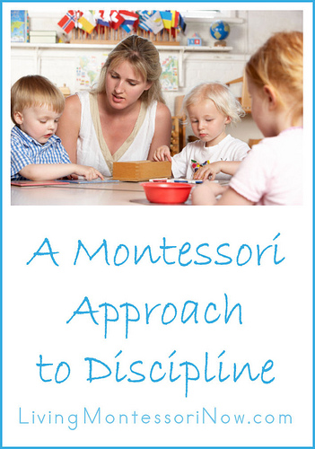 A Montessori Approach to Discipline