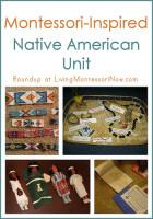 Montessori-Inspired Native American Unit