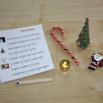 Activity of the Week – December Poetry Basket and Montessori-Inspired Christmas Activities