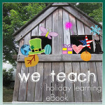 We Teach – Free Holiday Learning eBook!