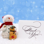 Thank You's for January 2012