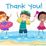 Thank You's for July 2012