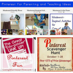 Montessori Monday – Pinterest Fun