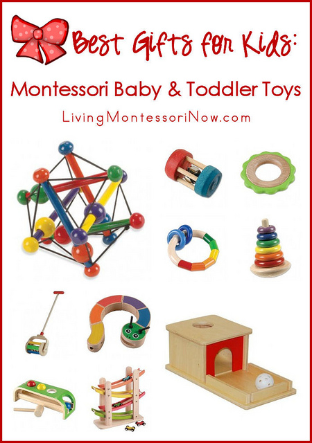 Montessori Baby & Toddler Toys