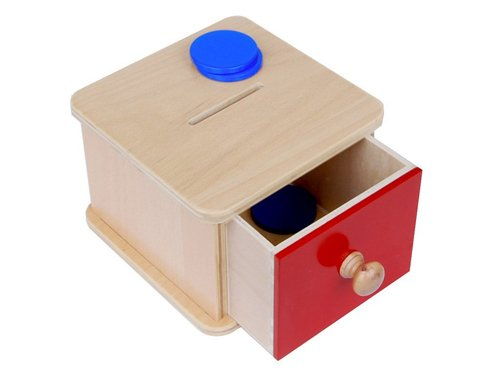 Montessori Coin Box