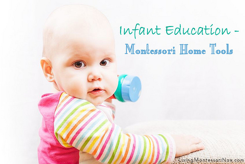 Montessori Monday: Infant Education – Montessori Home Tools