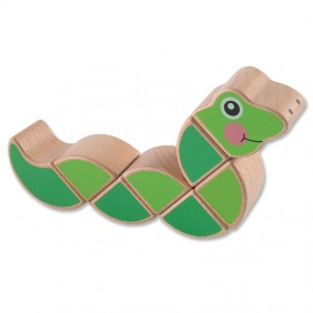 Melissa and Doug Wiggling Worm from For Small Hands