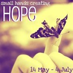One Small Part of Small Hands Creating Hope