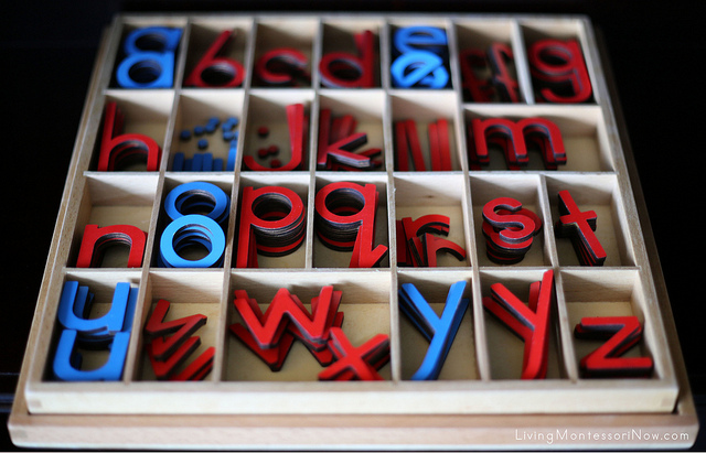 Movable Alphabet