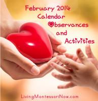 LMN - February 2014 Calendar Observances and Activities