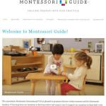 Montessori Video Inspiration from Montessori Guide