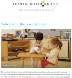 Montessori Video Inspiration from Montessori Guide
