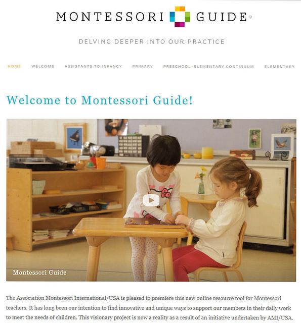 MontessoriGuide.org