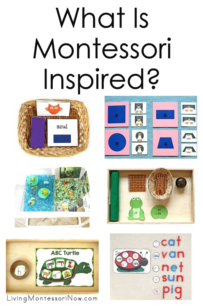 What Is Montessori Inspired?