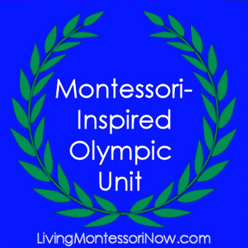 Montessori-Inspired Olympic Unit