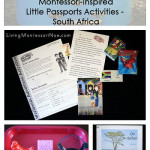 Montessori-Inspired Little Passports Activities – South Africa
