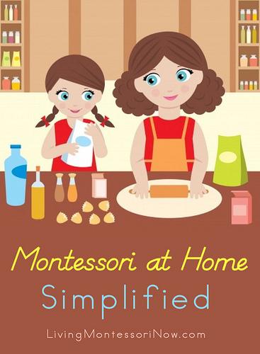 Montessori Monday – Montessori at Home Simplified