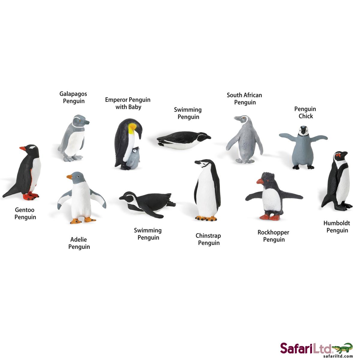montessori inspired multi level penguin activities