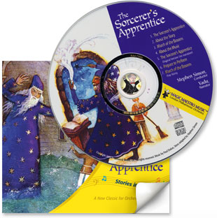 The Sorcerer's Apprentice from Maestro Classics