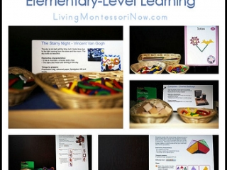 Using Montessori-Inspired Activities for Elementary-Level Learning