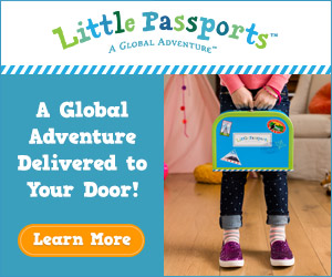 Little Passports, a Global Adventure