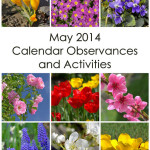 May 2014 Calendar Observances and Activities